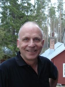 Konstnär Mats Svensson
